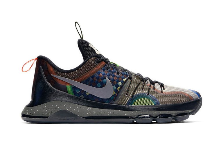 """Nike Adds to Its """"What the"""" Collection With the KD 8"""