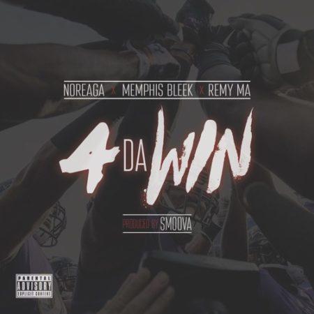 N.O.R.E ft. Memphis Bleek & Remy Ma – 4 Da Win