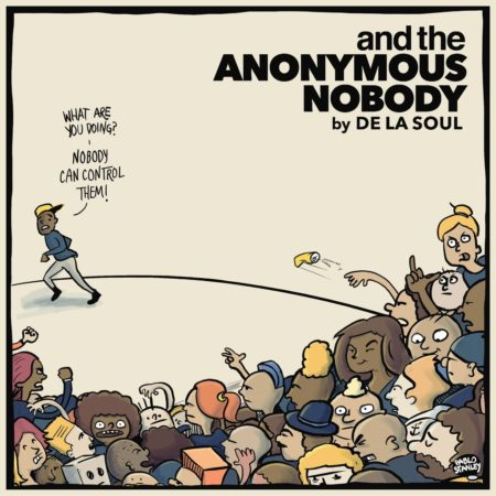 De La Soul – and the Anonymous Nobody (Album Stream)