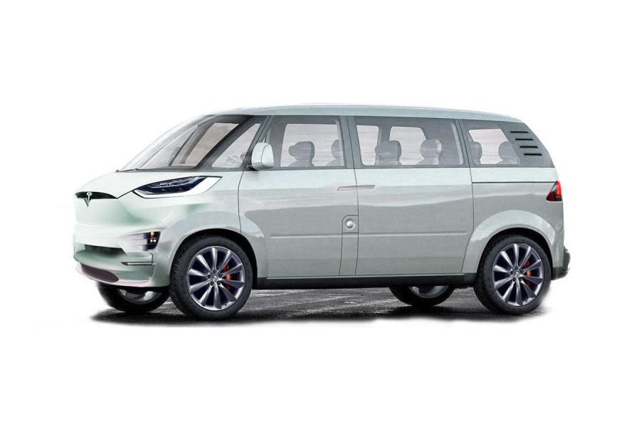 Tesla to Unveil a Minibus