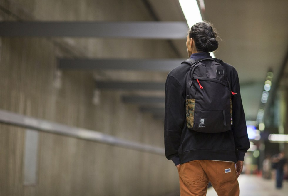 """The Hundreds and Topo Designs Team up on a """"Digi Camo"""" Collection"""