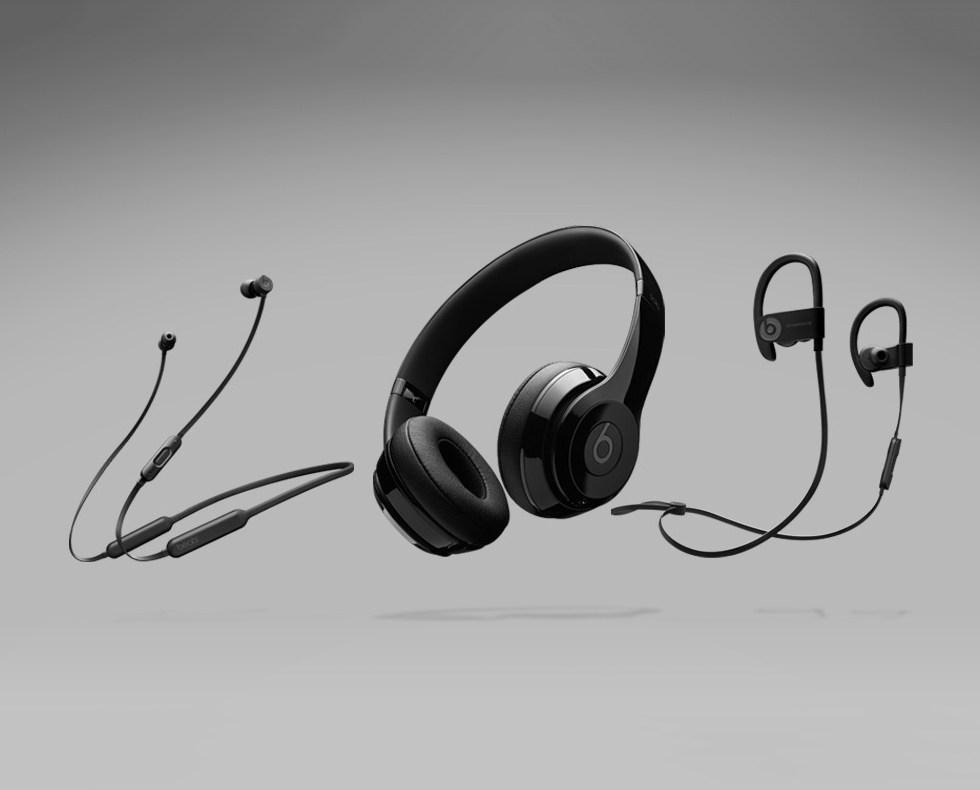 Beats Revamps Its Wireless Headphones