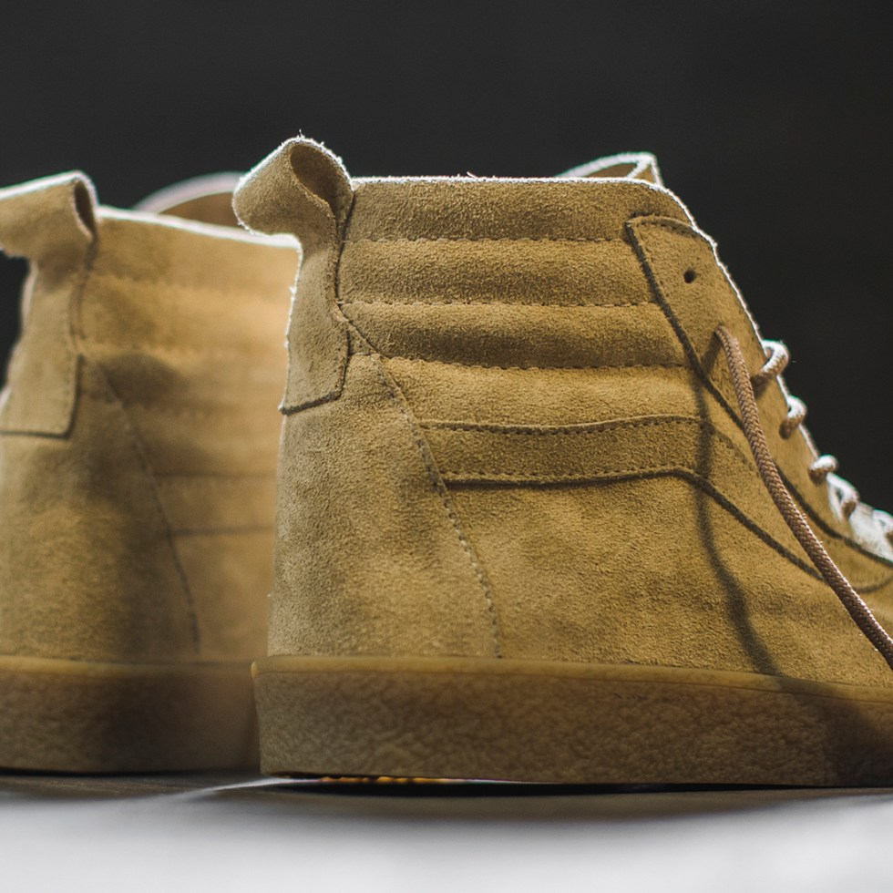 The Shoe Surgeon Fuses the Yeezy Crepe Boot With a Vans Upper