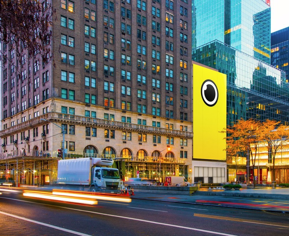 Snapchat Launches Spectacles Store in NYC