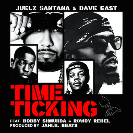 """Behind the Boards of Juelz Santana's """"Time Ticking"""" with Jahlil Beats"""