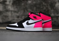 JORDAN BRAND DROPING REFLECTIVE AIR JORDAN 1S FOR VALENTINE'S DAY