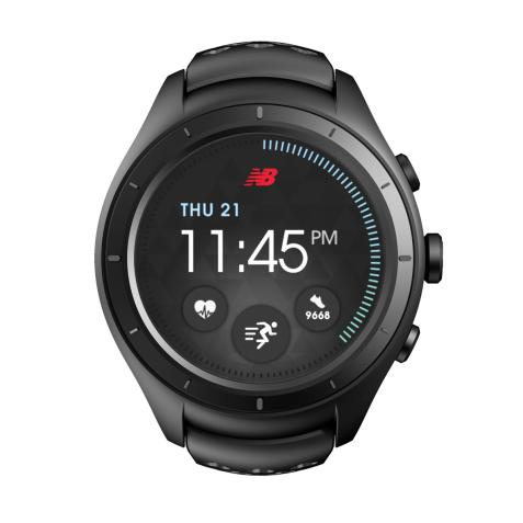 NEW BALANCE - ADDS AN ANDROID WEARABLE DEVICE DESIGNED FOR RUNNERS