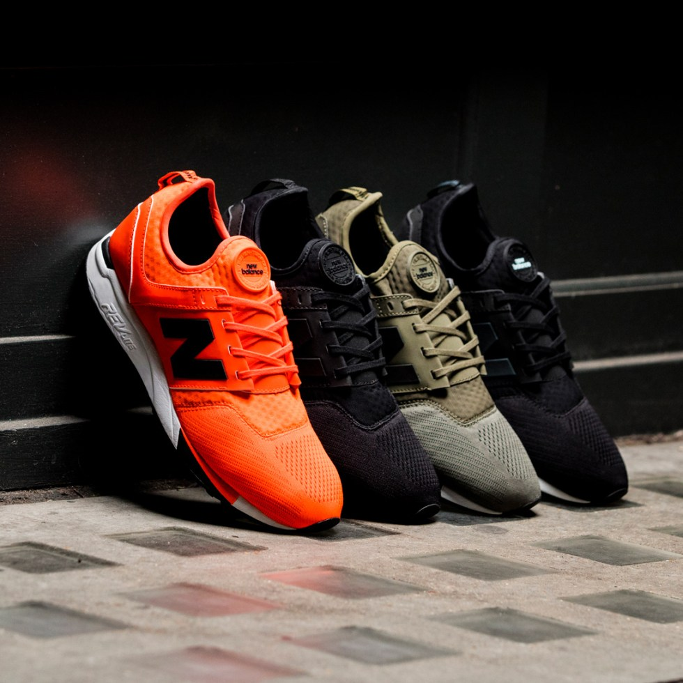 New Balance Expands Its 247 Collection
