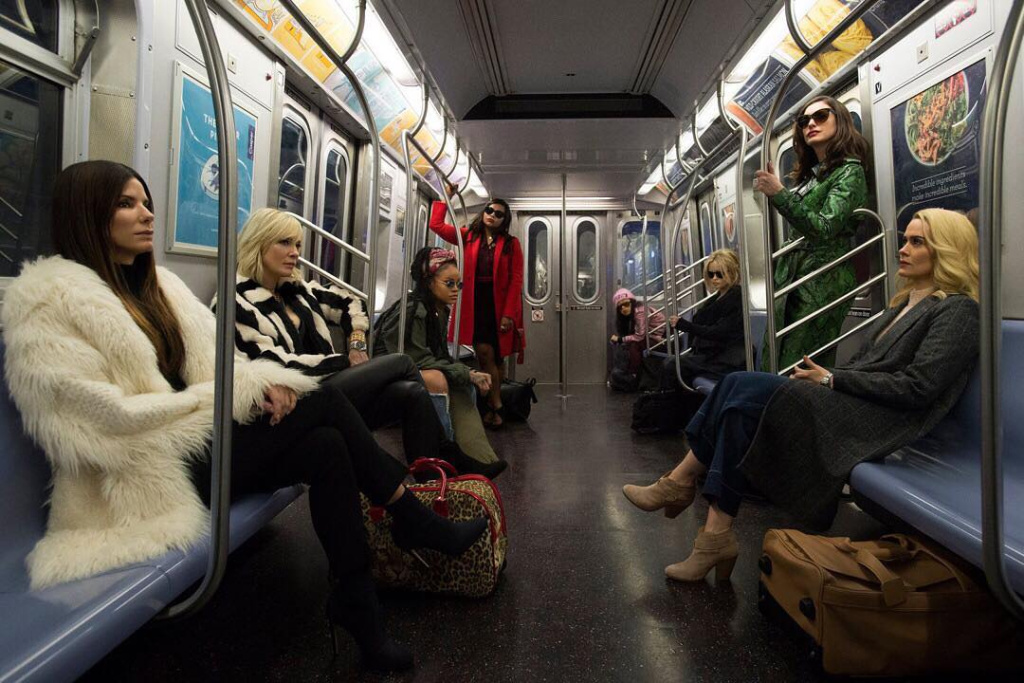 The First Official Photo From 'Ocean's Eight'
