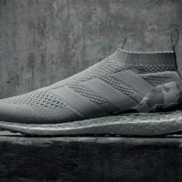 "adidas ACE 16+ Purecontrol UltraBOOST In ""Grey Camo"""