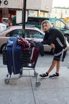 ALEXANDER WANG'S FIRST ADIDAS BOOST SNEAKER DROPS THIS WEEK