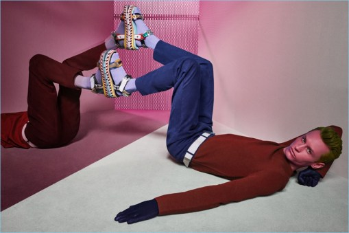 Christian Louboutin Reveals New Footwear in 2017 Spring/Summer Lookbook