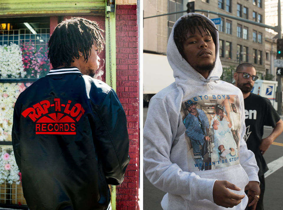 SUPREME x RAP-A-LOT RECORDS