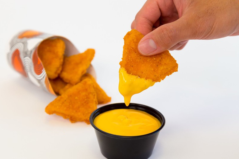 """Taco Bell's New """"Naked Chicken"""" and Naked Chicken Chips"""