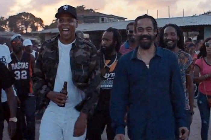 Jay-Z ft. Damian Marley – Bam