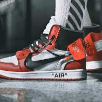 The Off-White™ x Air Jordan 1