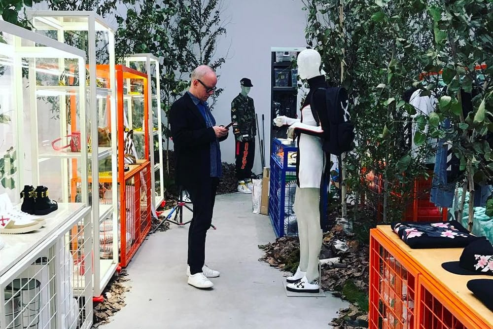 Off-White™ Opens Official New York City Store