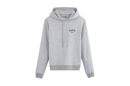 A.P.C. American-Made Capsule of Sweats & Tees