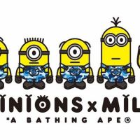 BAPE x Minions Collaboration