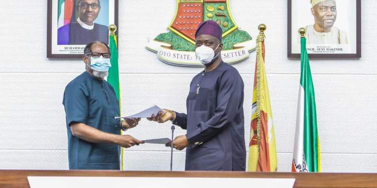 Shell Nigeria Gas To Build Gas Pipeline Infrastructure In Oyo - Ss Govt,  SNG Sign MoU - The DrumOnline