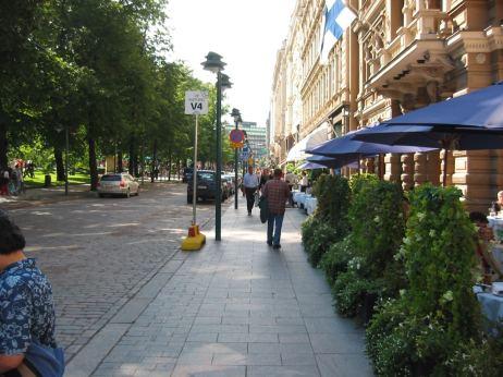 Esplanadi, Helsinki