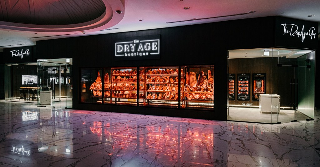The Dry Age Boutique Exterior