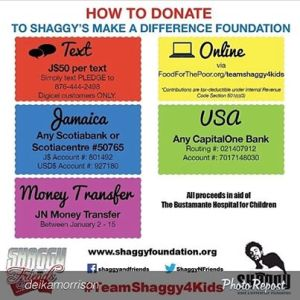 Ways to Support the Cause