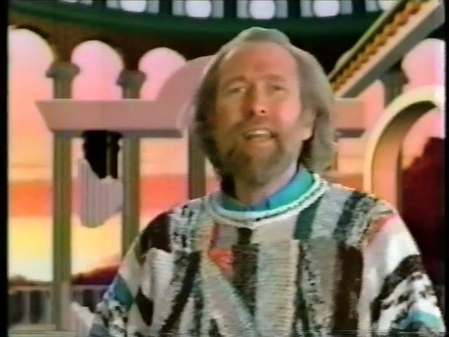 jim henson with sweater