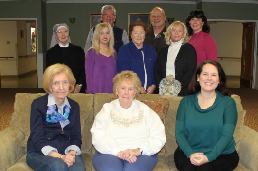 LSP St. Patrick's committee pic