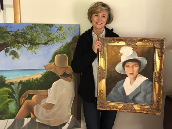 Artist of the Month - Mary K