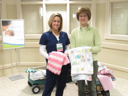 Baby Blanket Donation