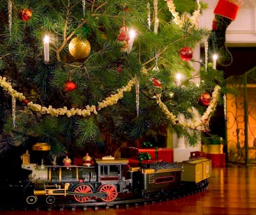 toy-train-under-the-christmas-tree-diane-diederich