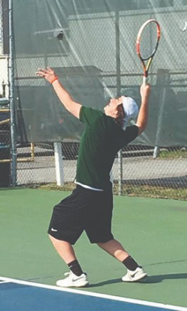 Tennis Logan Gregory