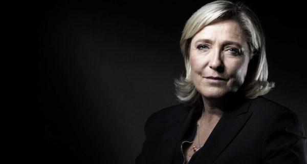 Marine Le Pen uniting Eurosceptics
