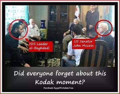 McCain ISIS