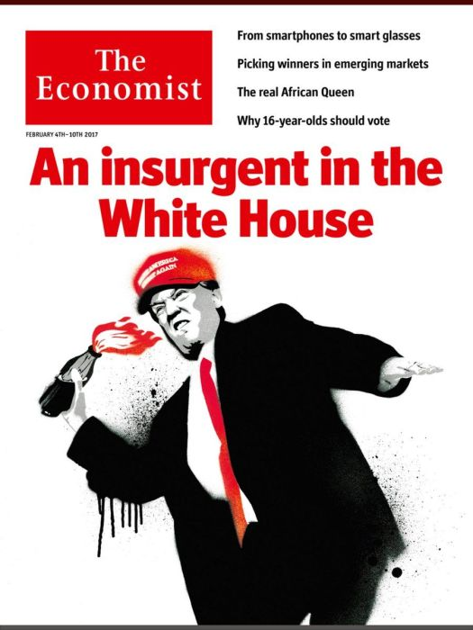 the-economist-cover-trump-molotov-insugent-white-house