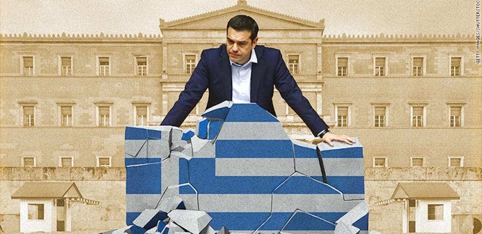 tsipras Greek crisis