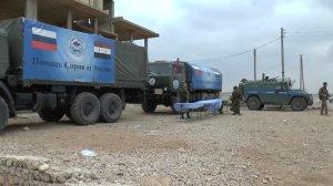 russian humanitarian convoy