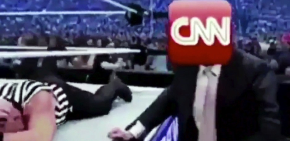 CNN sees its TV viewers in June collapse after having its