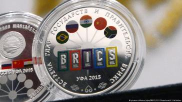 Cryptocurrency is the future of money brics