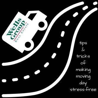 stress free moving tips truck