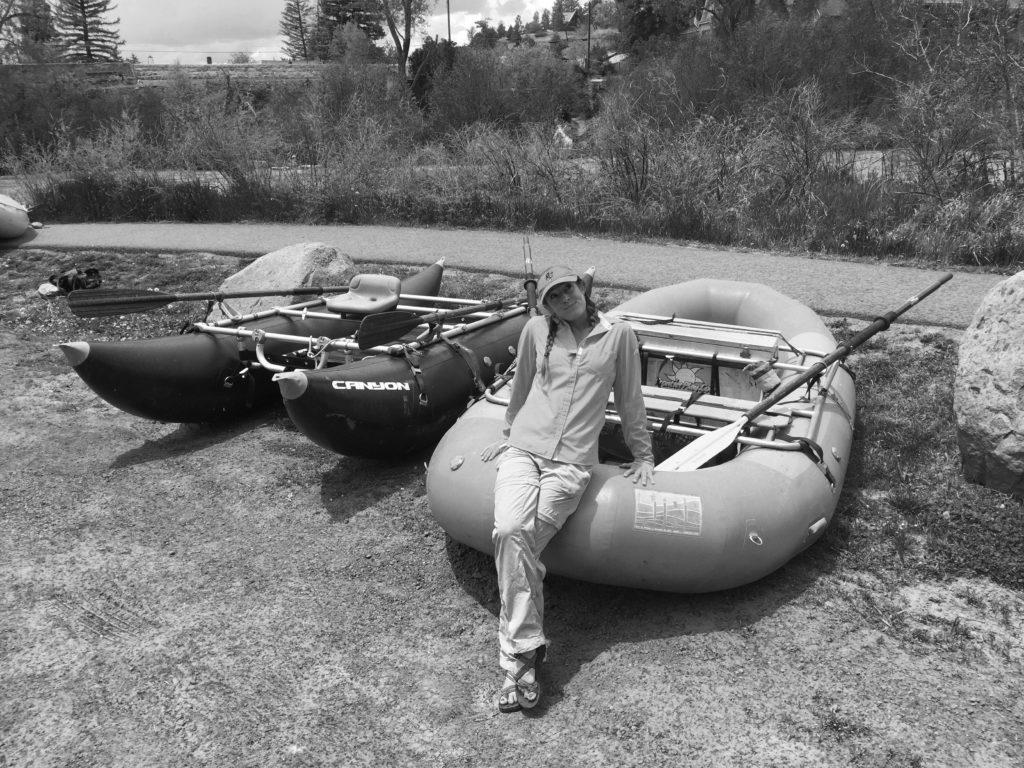 The Durango Wordsmith Rafting the San Juan River