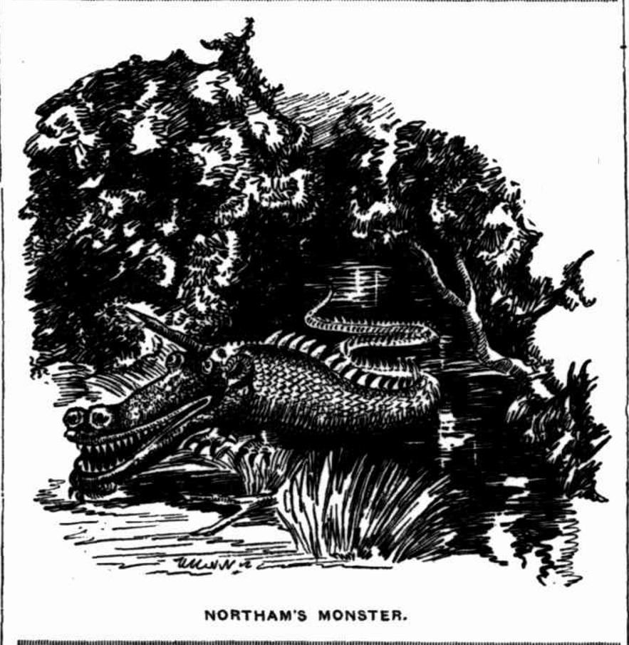 Monster in the Avon