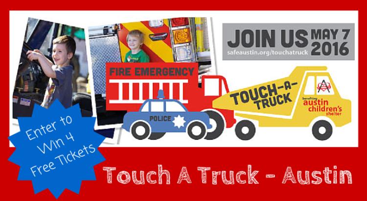 Touch A Truck Austin