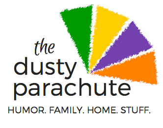 The Dusty Parachute - Dusting Off My Logo