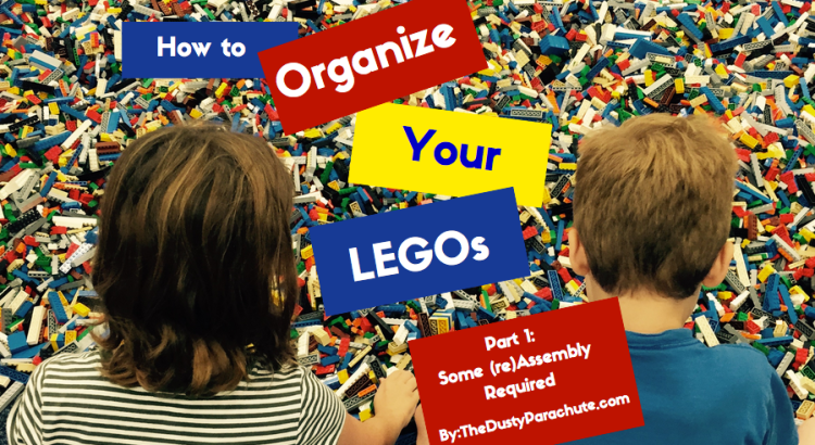 Organize Your Legos