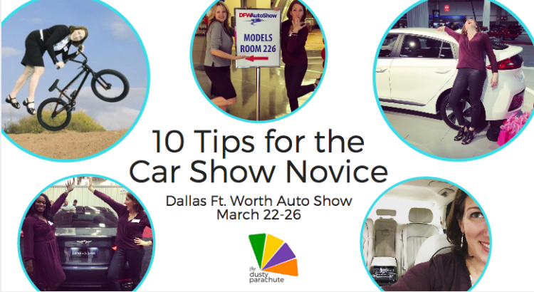 Dallas Ft Worth Auto Show Recap