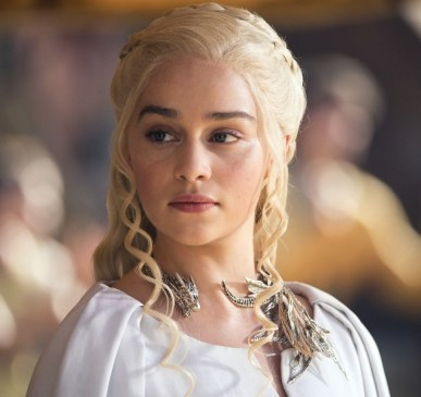 GoT daenerys_stormborn_game_of_thrones-wide Emilia Clarke