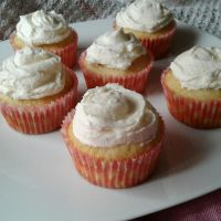 The Vanilla Cupcake