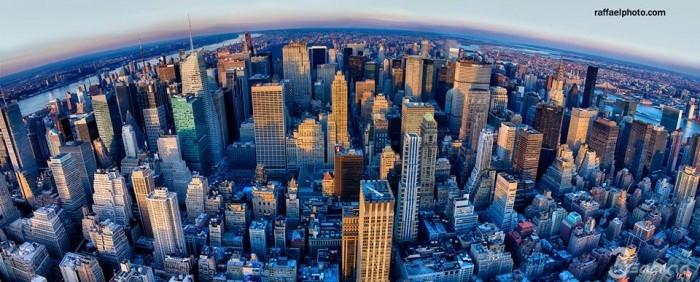 Skyline @ New York